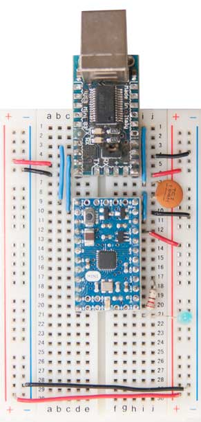 Programming ATmega16A Using Arduino IDE: 4 Steps