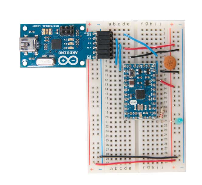 Can t upload to arduino mini not in sync error