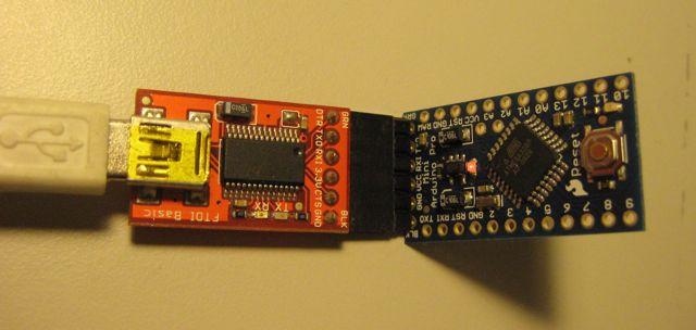 Arduino - ArduinoProMini