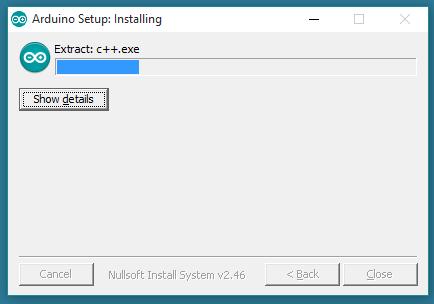 Digispark arduino download driver