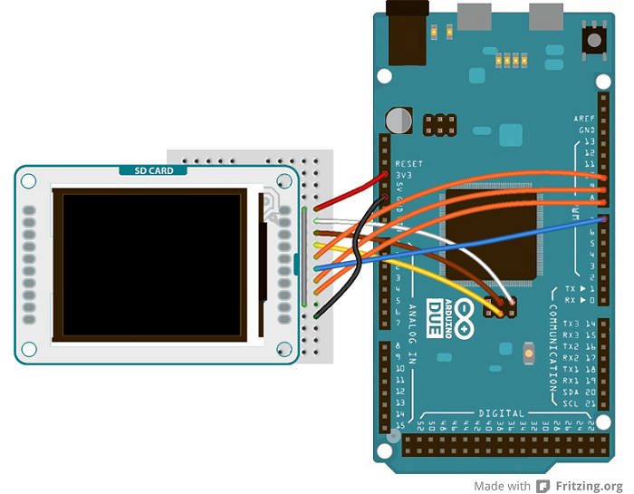 Arduino tfttoboards the text of the arduino getting started guide is licensed under a creative commons attribution sharealike 30 license code samples in the guide are cheapraybanclubmaster Images