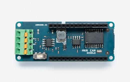 Arduino - MKRCANShield