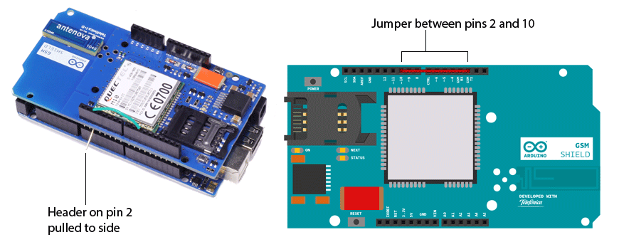 Download library gsm shield arduino