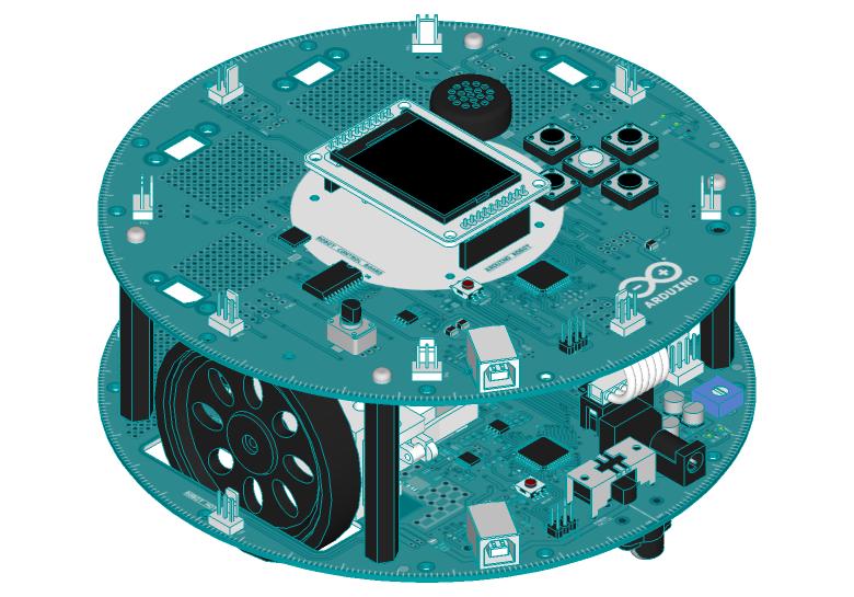 arduino robot bonanza pdf mega