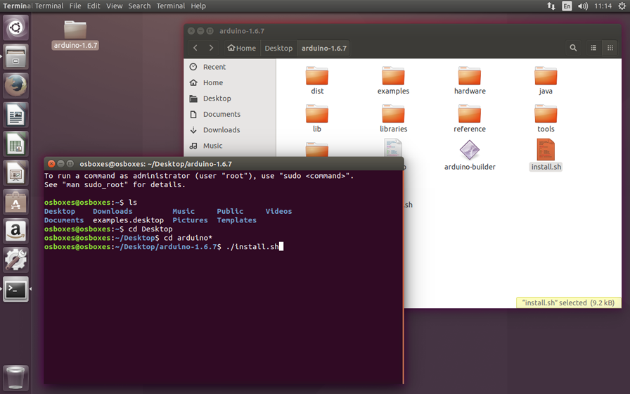how to change desktop background in linux using terminal