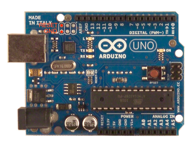 Reset u on arduino mega electrical engineering