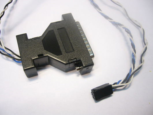 Arduino Parallelprogrammer