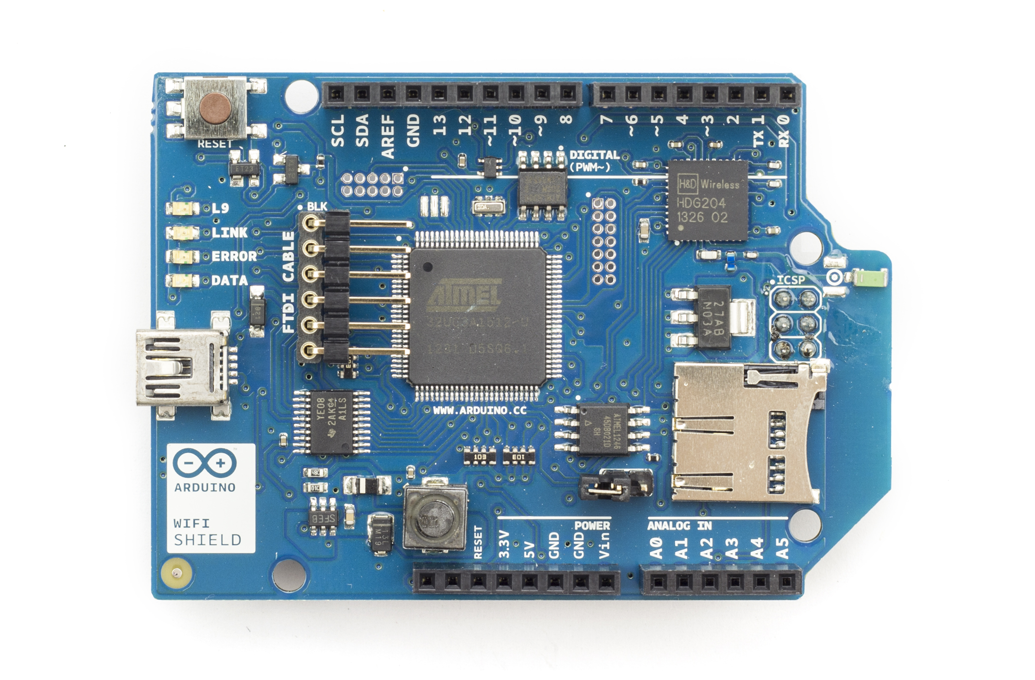 Arduino.cc download package