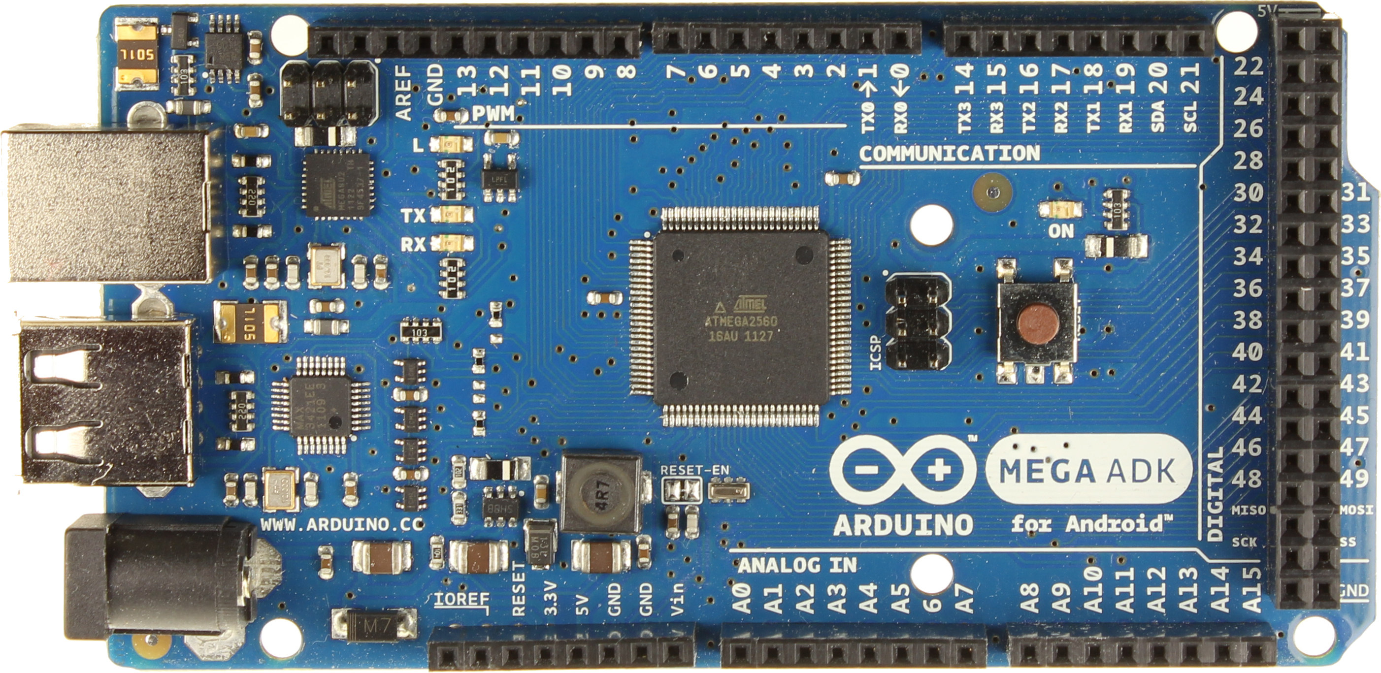 Arduino mega 2560 rev 3 driver download