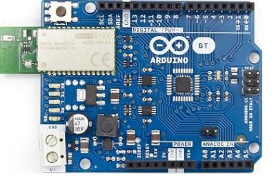Arduino - ArduinoBoardBT
