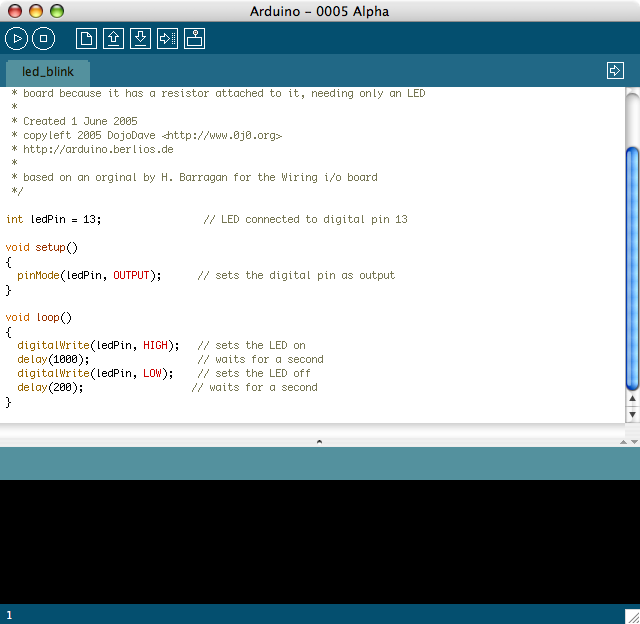 Arduino sample code download