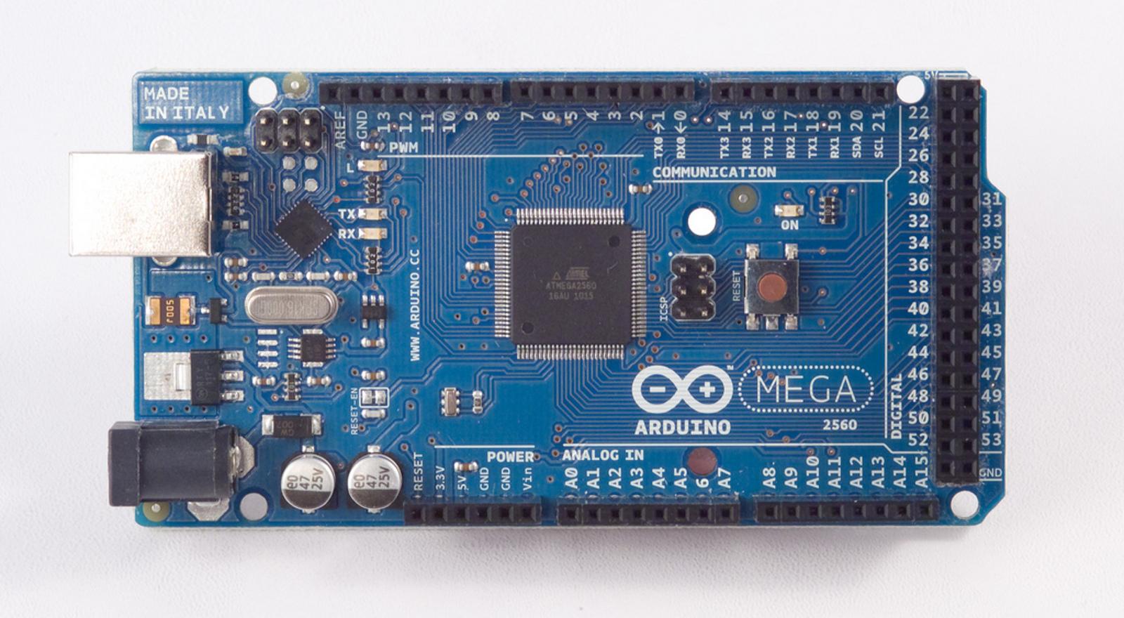 Download datasheet arduino mega 2560