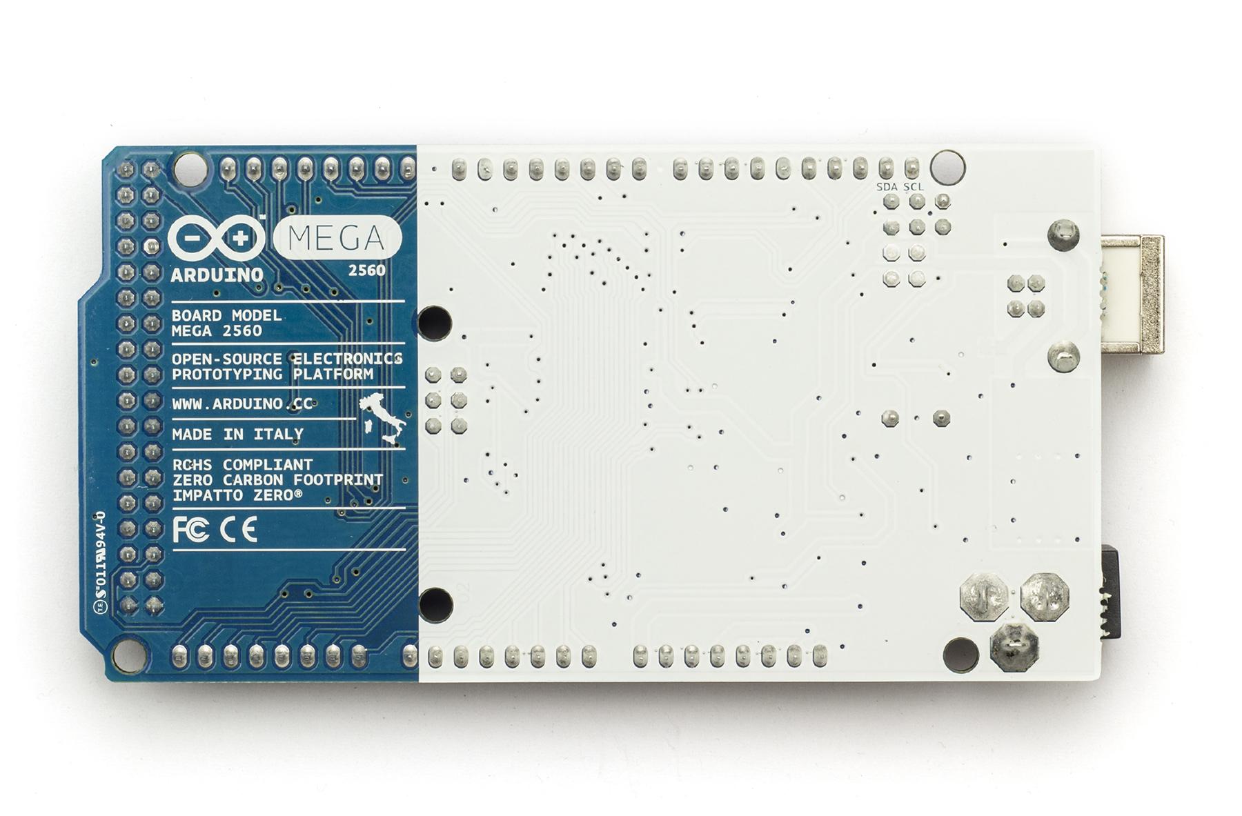 Placa Arduino Mega 2650