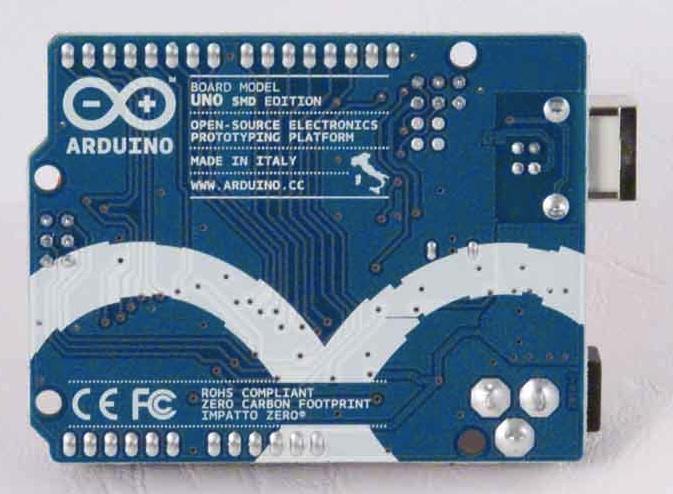 Arduino - ArduinoBoardUnoSMD
