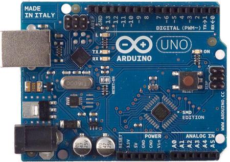 Arduino Uno R2 Front Arduino