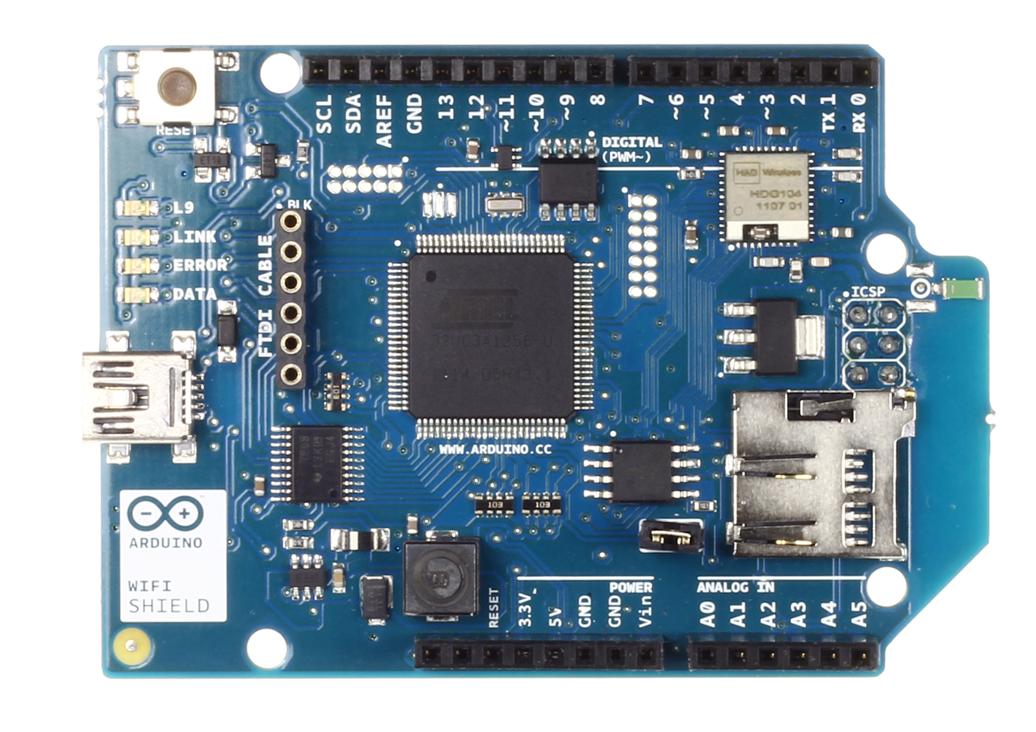 The 21st Century Digital Home Why Are Arduino Wifi Shields Soooo Circuit Expensive