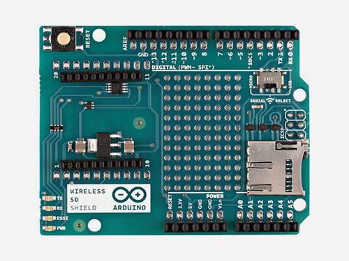 arduino arduinowirelessshield