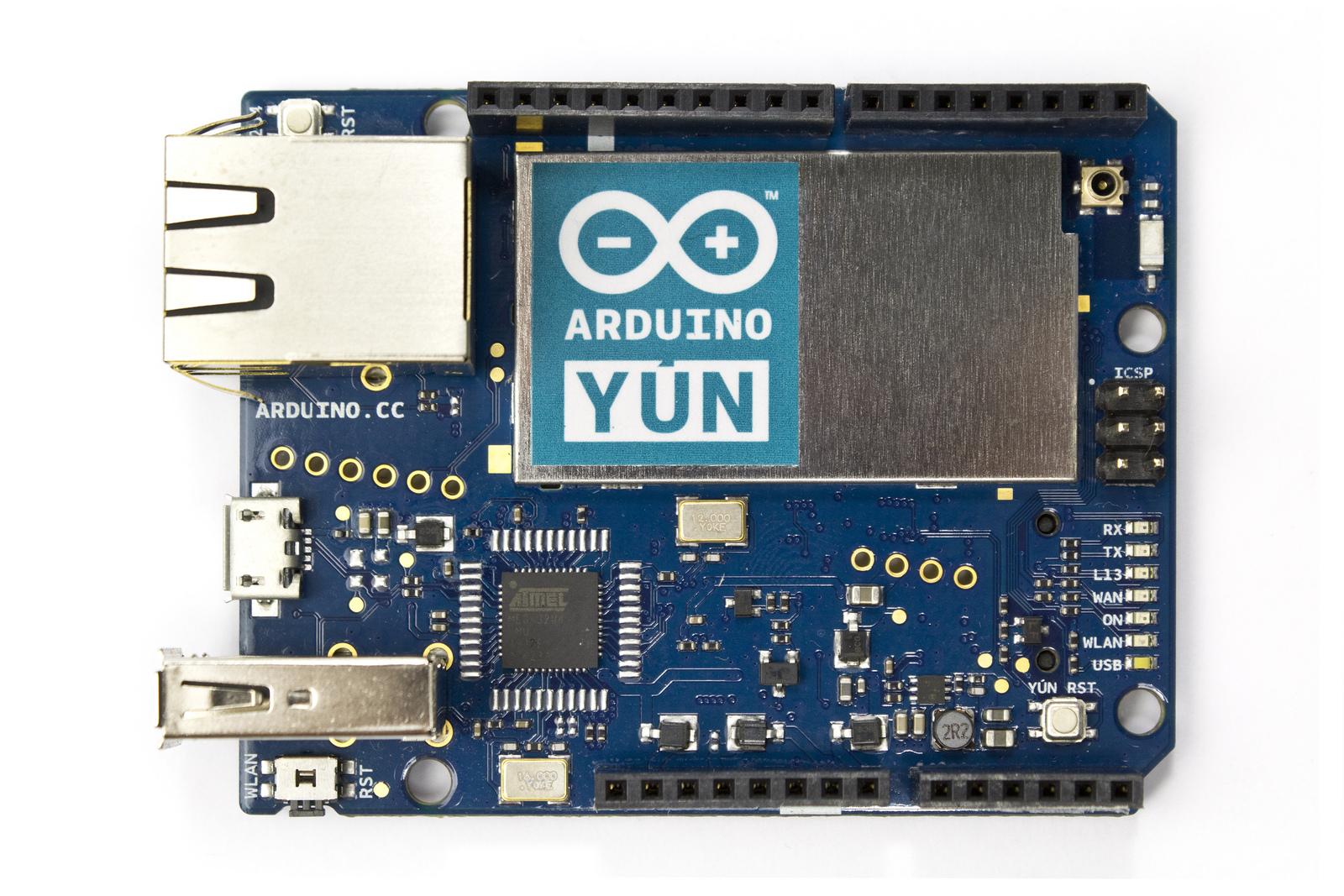 Arduino Yun front