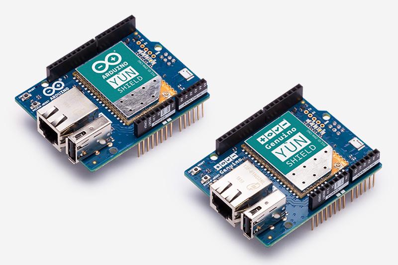 Arduino Yn: Intro to web server - Hacksterio