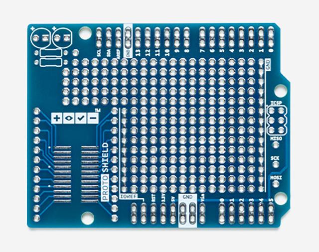 Prototyping Prototype Shield ProtoShield With Mini Breadboard for Arduino.JF