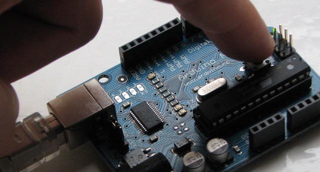 Arduino howto