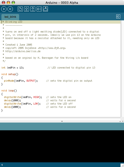The arduino programming language is a cross platform