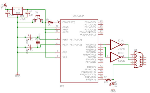 Arduino Standaloneassembly