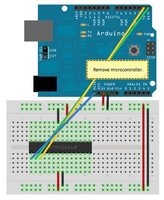 arduino mini pro usb ttl