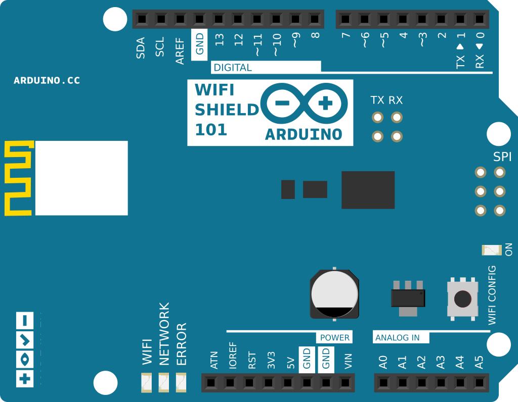 Arduino wifi connectwithwpa
