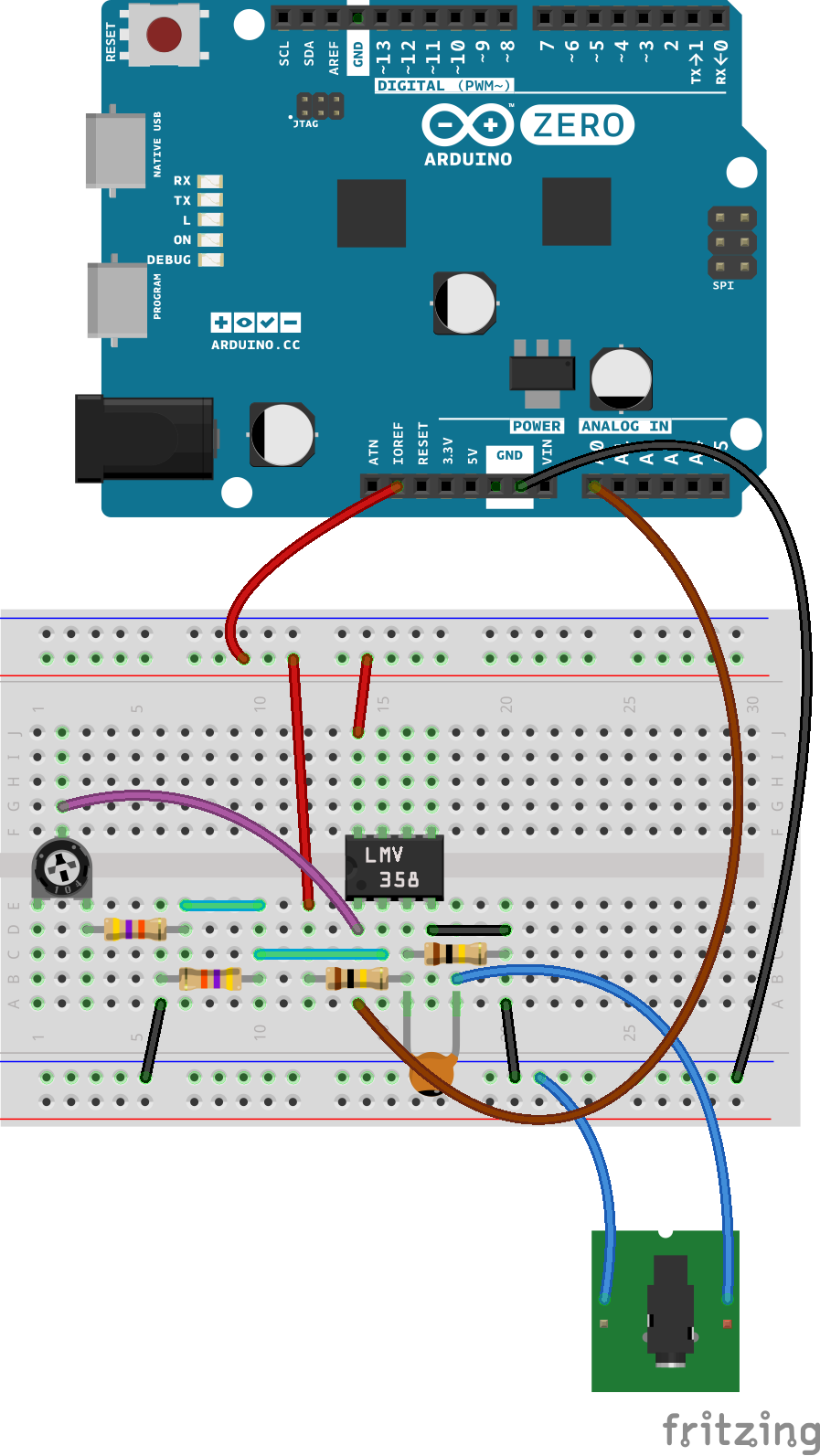 Arduino Your Home Environment Free Circuit Design And Simulation