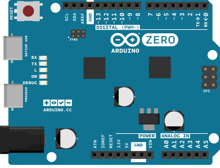Arduino samdsercom