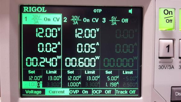 Arduino arduinozeropowerconsumption