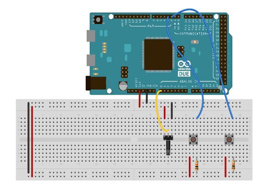 Arduino - DueSimpleWaveformGenerator