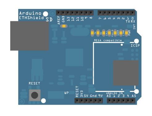Arduino - UDPSendReceiveString
