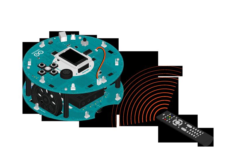 Arduino robotremotecontrol