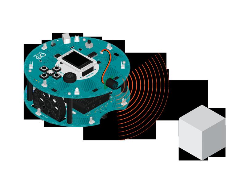 Arduino robotrunawayrobot