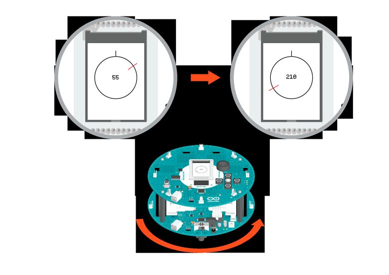 Arduino - RobotCompass