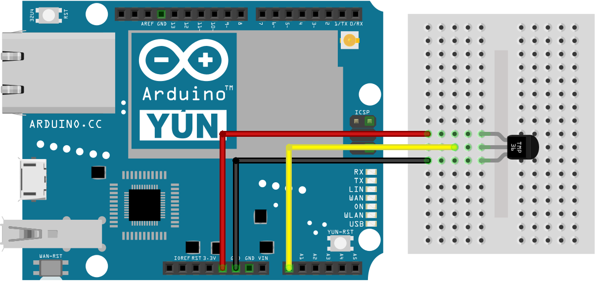 arduino temperaturewebpanel ultrasonic sensor circuit diagram ultrasonic sensor circuits led