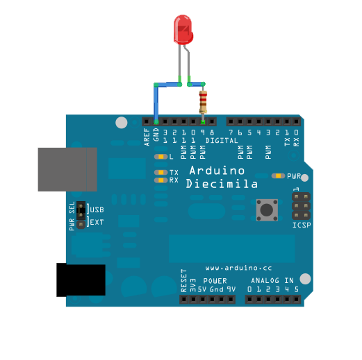 Use Infrared sensor IR Remote control on Arduino