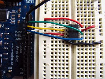Arduino - SPIEEPROM