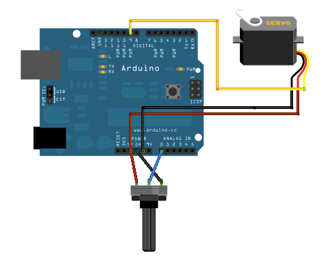 hook up motor to arduino Arduino/four wire stepper test from wikiversity arduino the sketch was uploaded to the arduino and the motor began to turn hook the motor up.