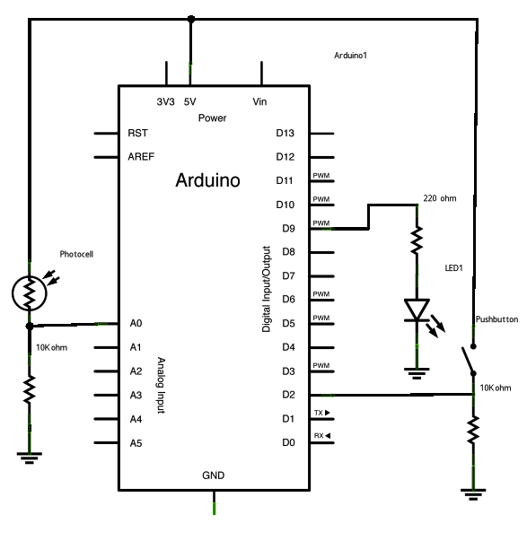 Arduino - WhileStatementConditional