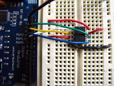 Introduction To The Serial Peripheral Interface Arduino