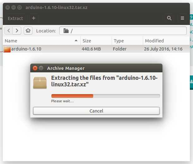 Linux Extract